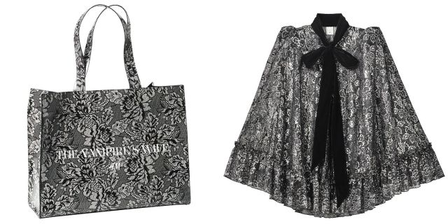 A look at the new The Vampires Wife and H&M collab.