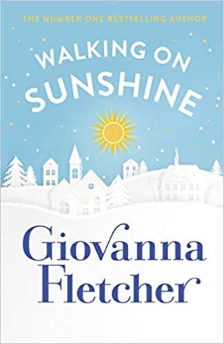 Giovanna Fletcher announces new novel Walking on Sunshine