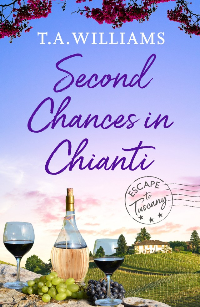 Second Chances in Chianti by T.A Williams is a heart-warming read