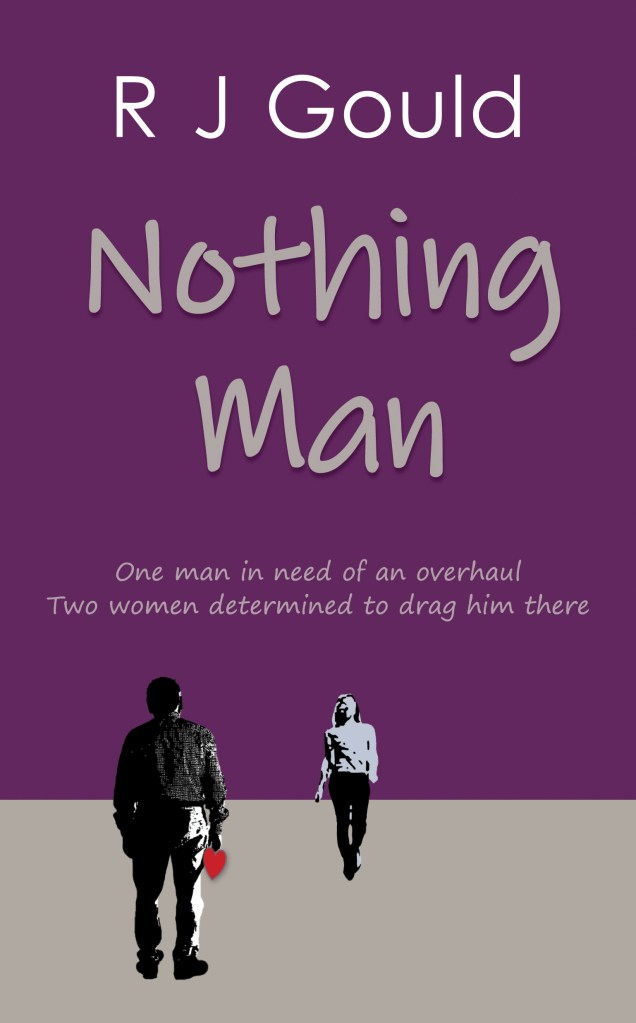 Nothing Man by R J Gould will leave a smile on your face