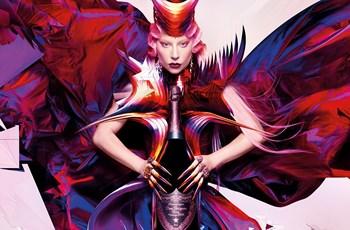 Lady Gaga partners with Luxury Champagne brand Dom Pérignon