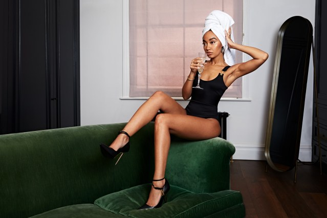 Leigh-Anne Pinnock and Gabrielle Urquhart unveil new IN'A'SEASHELL collection