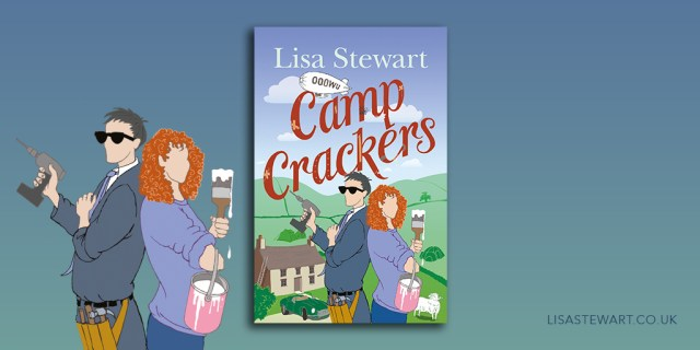 Lisa Stewart's Camp Crackers is a laugh out loud, feel-good read!