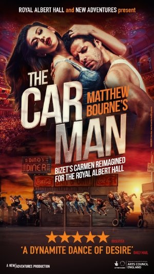Our Dream Cast for Matthew Bourne's New Adventures 'The Car Man'