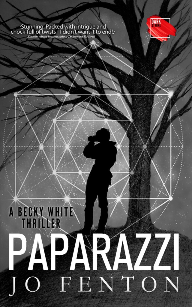 Paparazzi by Jo Fenton is a gripping page-turner!