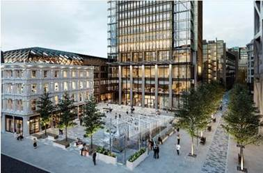 The Spectacular Pan Pacific London opens in September