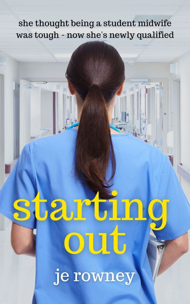 Exclusive Extract: Starting Out by J E Rowney, a fascinating look at life as a midwife