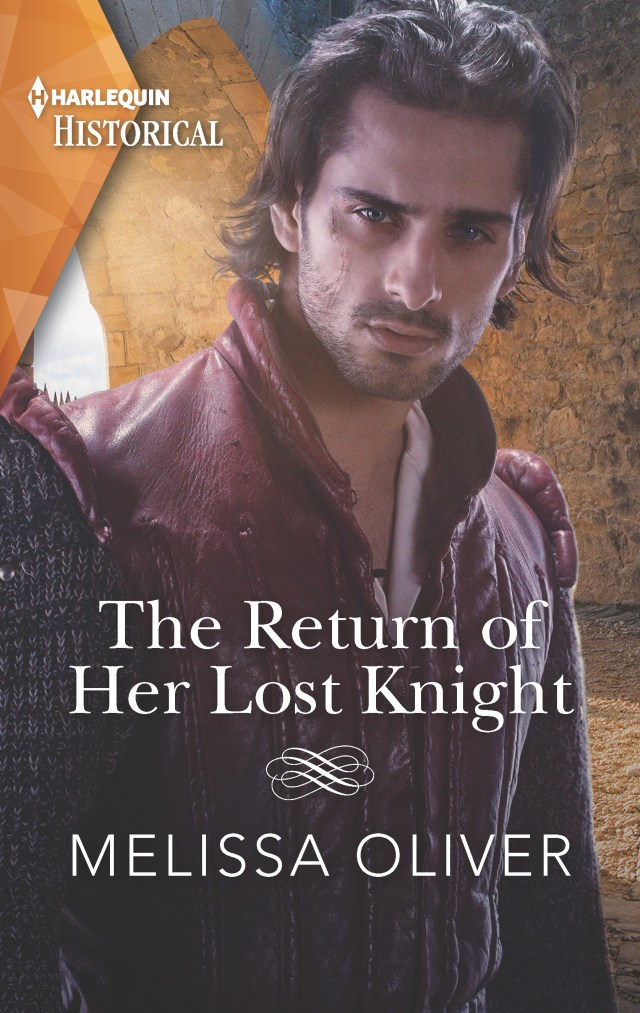 If you love historical romance then The Return of Her Lost Knight by Melissa Oliver is a must-read