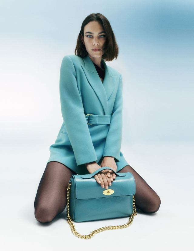 Alexa Chung collabs with Mulberry to launch a capsule collection