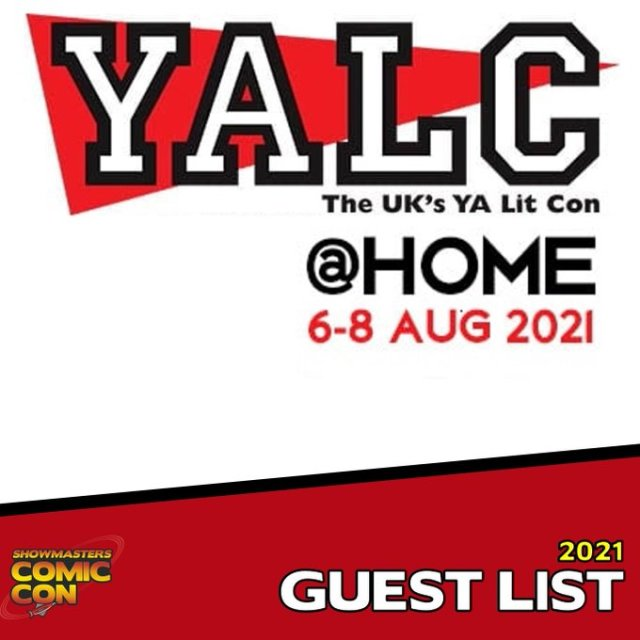 YALC has announced the authors taking part in #atHomeYALC 2021