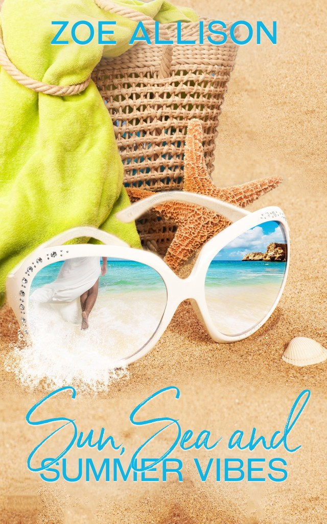 Sun Sea and Summer Vibes by Zoe Allison is a must-read this summer