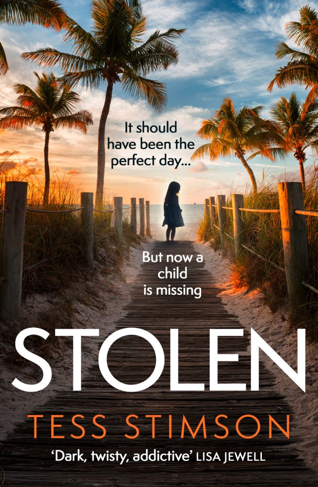 Stolen by Tess Stimson is a mind-blowing psychological thriller