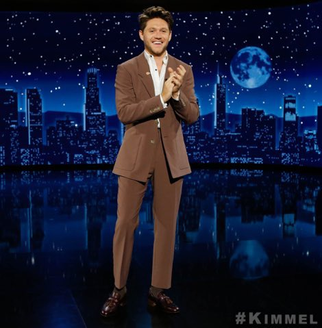 Why we loved Niall Horan hosting Jimmy Kimmel Live
