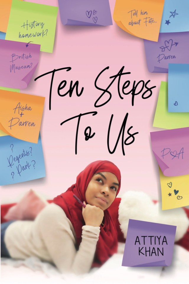 Ten Steps To Us is the stunning debut by Attiya Khan