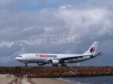9M-MUA | Malaysia Airlines, MASkargo Airbus A330 at Sydney Airport