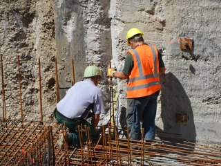 What Makes Up the Foundation of a Commercial Building