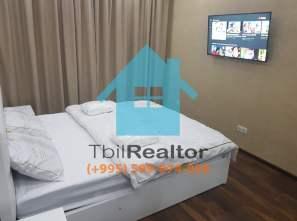 Сдается в долгосрочную аренду 3 комнатная квартира в районе Ортачала в Тбилиси