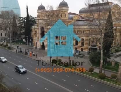 Купить 2х комнатную квартиру в Тбилиси на проспекте Руставели
