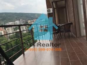 Сдается в долгосрочную аренду 3 комнатная квартира в новостройке в Тбилиси Крцаниси Ортачала