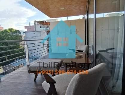 Сдается в долгосрочную аренду квартира в новостройке в Тбилиси Сабуртало