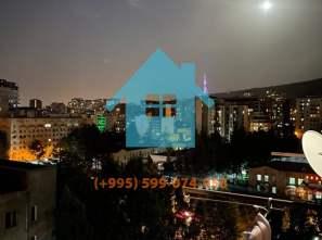 Продается 1 комнатная квартира в новостройке в Тбилиси район Сабуртало