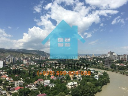 Продается 3 комнатная квартира в новостройке в Тбилиси Исани