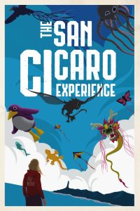 """The San Cicaro Experience"" edited by Jenn Cavanaugh, James Fadeley and Jonathan Ward. Published by Thunderbird Studios."