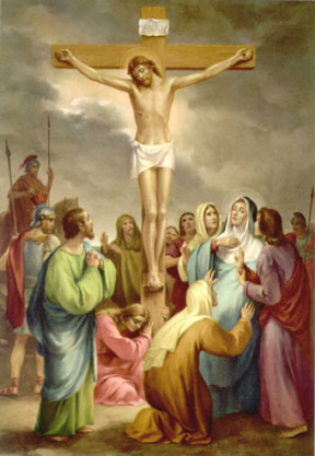Jesus died on the Cross for you and I; what are we doing become like Him?