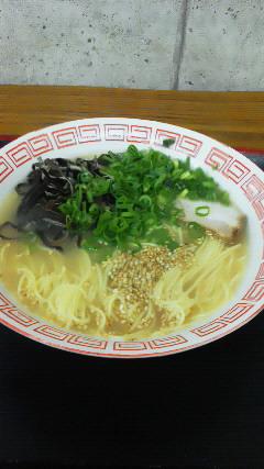 麺恋牛ちゃん亭のラーメン