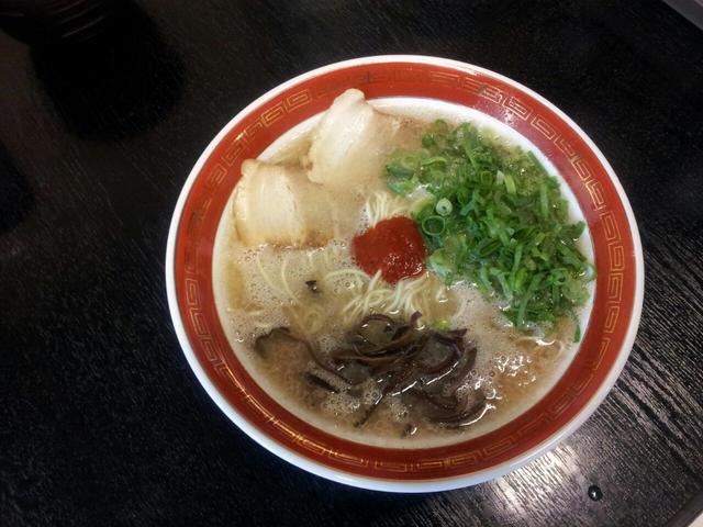 麺どころ 千屋のラーメン