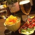 【月~木限定!】ビール・ワイン&タパスセット