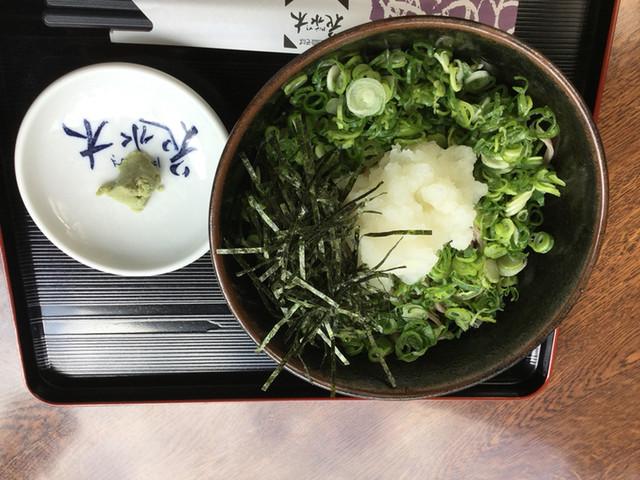 料理寫真 : 花水木 本店 (はなみずき) - 豊岡市その他/そば [食べログ]