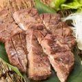 仙台産 牛タンの炙り