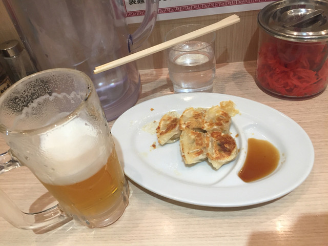 ばさらか 小倉駅店のラーメン
