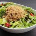 ジャコと昆布のサラダ