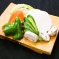 生野菜盛り~さくらや味噌で~