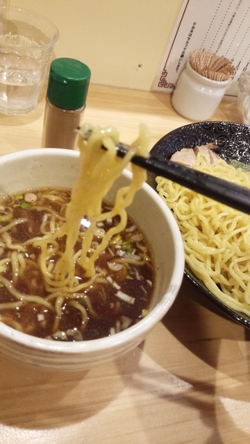 中華そばつけ麺 永福のラーメン