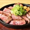 [おすすめ]ボリューム牛ステーキ