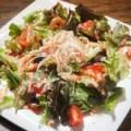 海老とアボカドのイタリアンサラダ