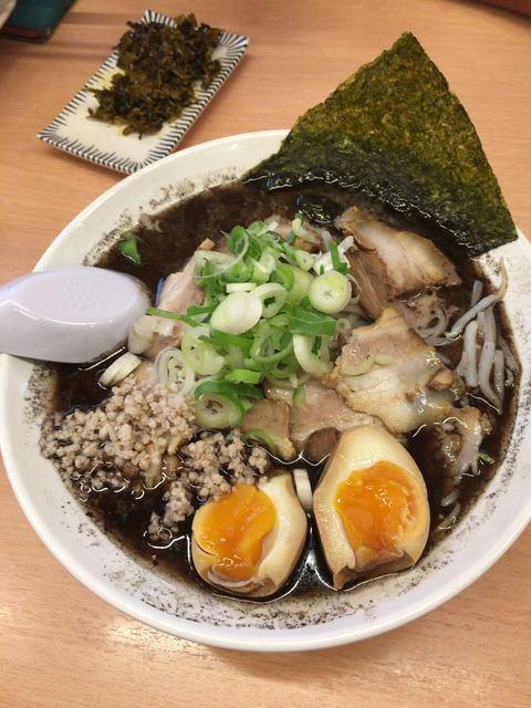 博多麺王 古賀店のラーメン
