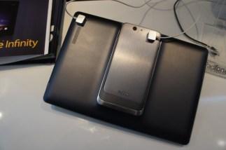 PadFone Infinity Rückseite Mechanismus