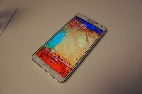 Galaxy Note 3 Kurztest