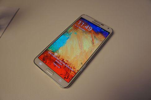Galaxy Note 3 Kurztest