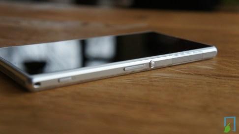 Sony Xperia Z1 Seite