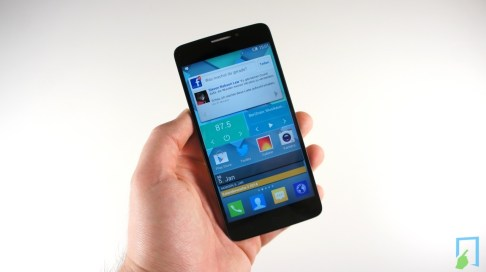 Alcatel One Touch Idol X Testbericht
