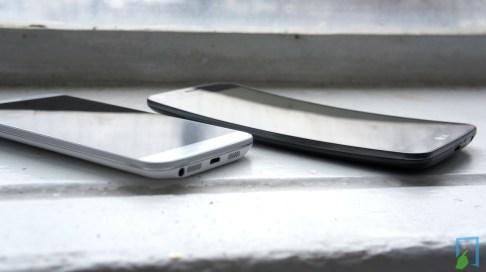 LG G Flex G2 Vergleich