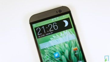 HTC One M8 Display