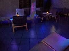 Bar Break sauna TBlue Milano