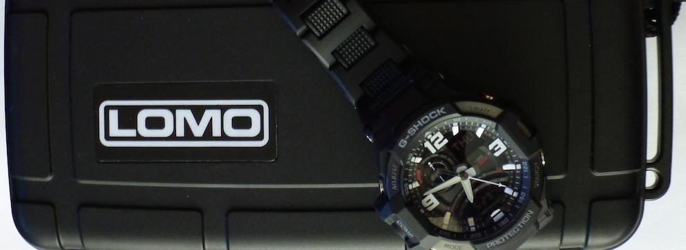 G-Shock Aviator GA1000-FC-1AER Unboxing