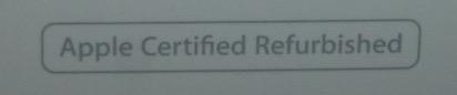 Apple Certified Refurbished iPod Classic 7th Generation 160 GB